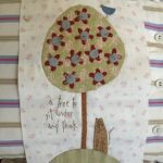 Quilt My favorite Things de Anni Downs tree