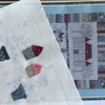Nuevo proyecto quilt para la pared