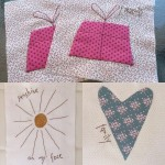 Quilt de Anni Downs presents, family, sunshine