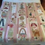 Quilt my favorite things de Anni Downs acabado