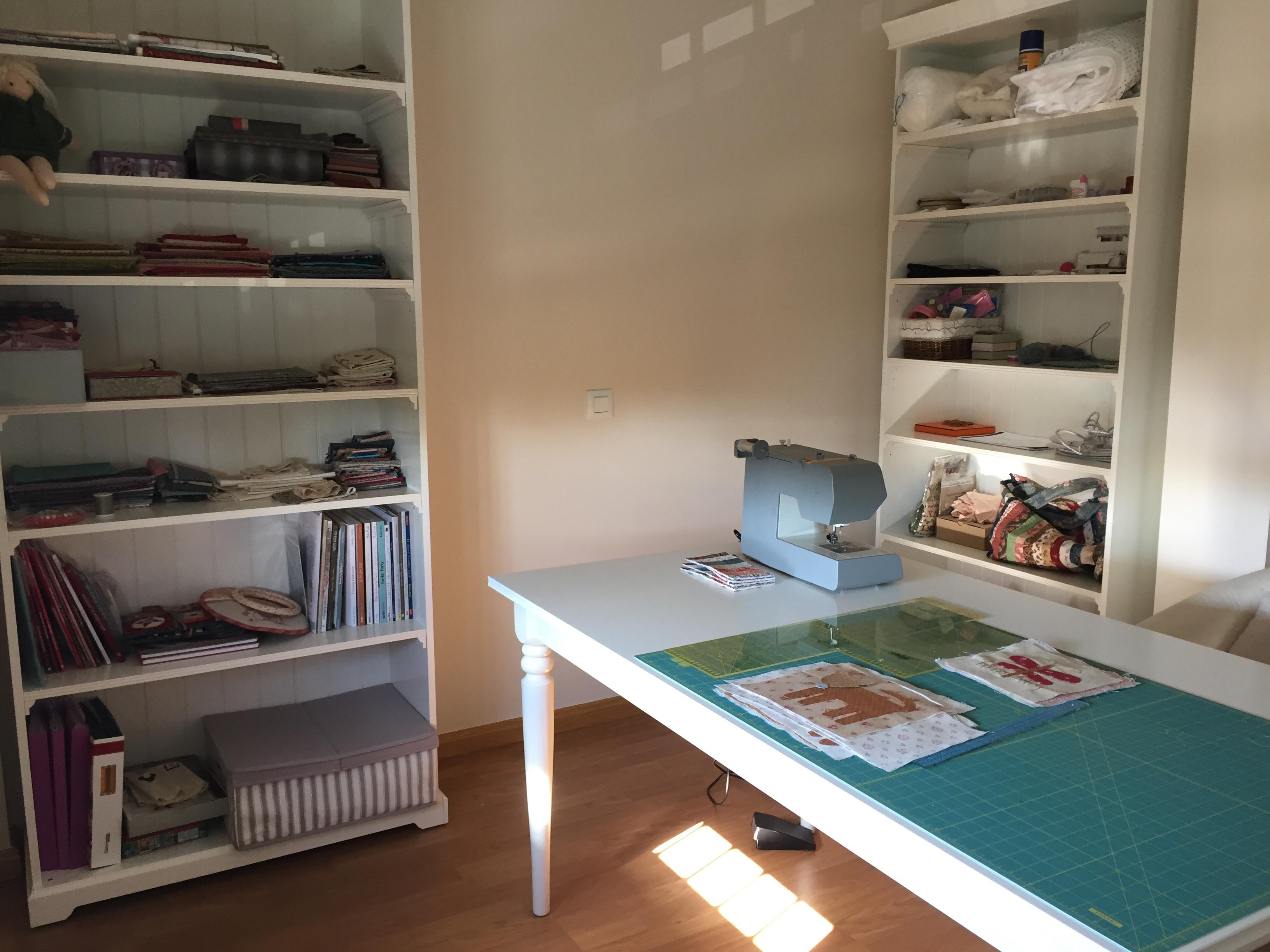 Sewingroom, mi cuarto de costura - LA VIDA EN PATCHWORKLA VIDA EN ...