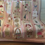 Colcha de Patchwork My Favorite Things acolchada