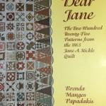 SAL colcha patchwork Dear Jane