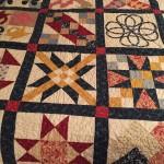 Sampler quilt, mi primera colcha de patchwork