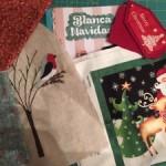 Preparando la Navidad en patchwork