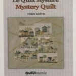 Cosemos juntas, Quilt Mystery Yoko Saito