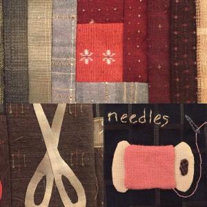Telas japonesas patchwork
