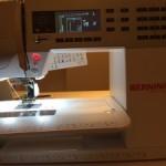 Máquina de coser Bernina especial quilters