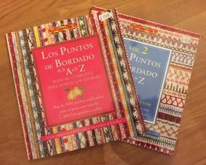 Libros bordar