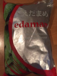 comida japonesa soja