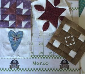 Proyectos patchwork 2016