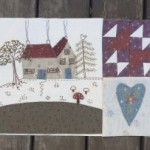 Bloque 1 patchwork Anderson´s Farm