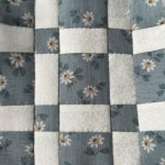 Bloque patchwork C-3 Quilt Dear Jane