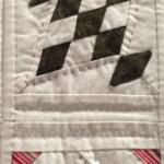 Quilt Dear Jane acolchado exposición Sitges
