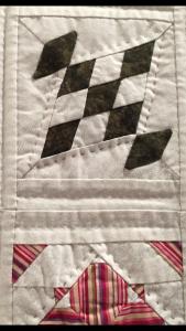acolchado a mano quilt