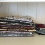 Cómo ordenar telas patchwork, parte 3