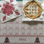 Abril en patchwork