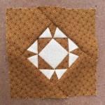 Bloque patchwork C-8 Quilt Dear Jane