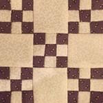 Tutorial C-12 patchwork Quilt Dear Jane