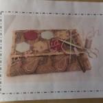 Kit de patchwork costurero