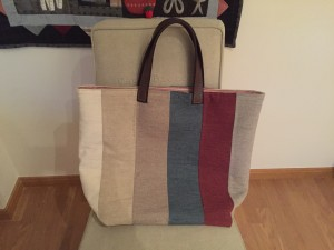 bolso patchwork diy