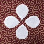 Tutorial patchwork C-9 Quilt Dear Jane