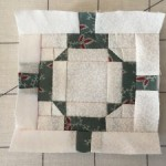 Tutorial patchwork C-10 quilt Dear Jane