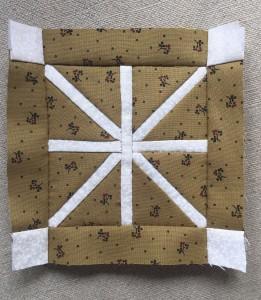 Quilt Dear Jane D-1 Patchwork