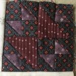 Telas de color lisas de patchwork de algodón