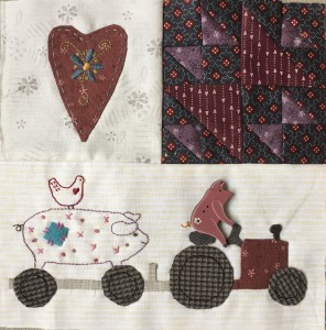 Anderson´s Farm quilt