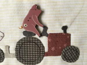 ANderson´s Farm quilt