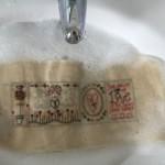 Cómo lavar un bordado o punto de cruz