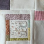 Quilt The Story of my Day Anni Downs 2