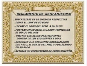 Blog reto amistoso