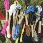 Mi nueva colección de hilos Valdani para bordar