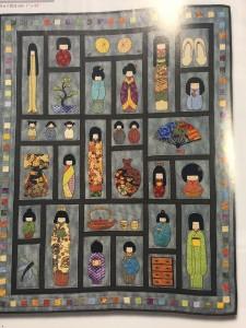 quilt patchwork japonés