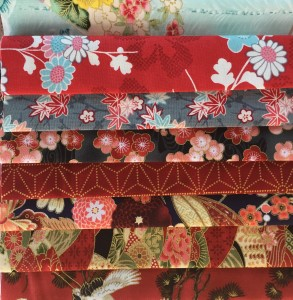 telas patchwork japonés