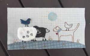 Anderson´s farm quilt Lynette