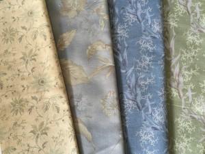 Telas patchwork Yoko Saito