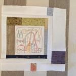 Quilt Anni Downs, colcha patchwork 6