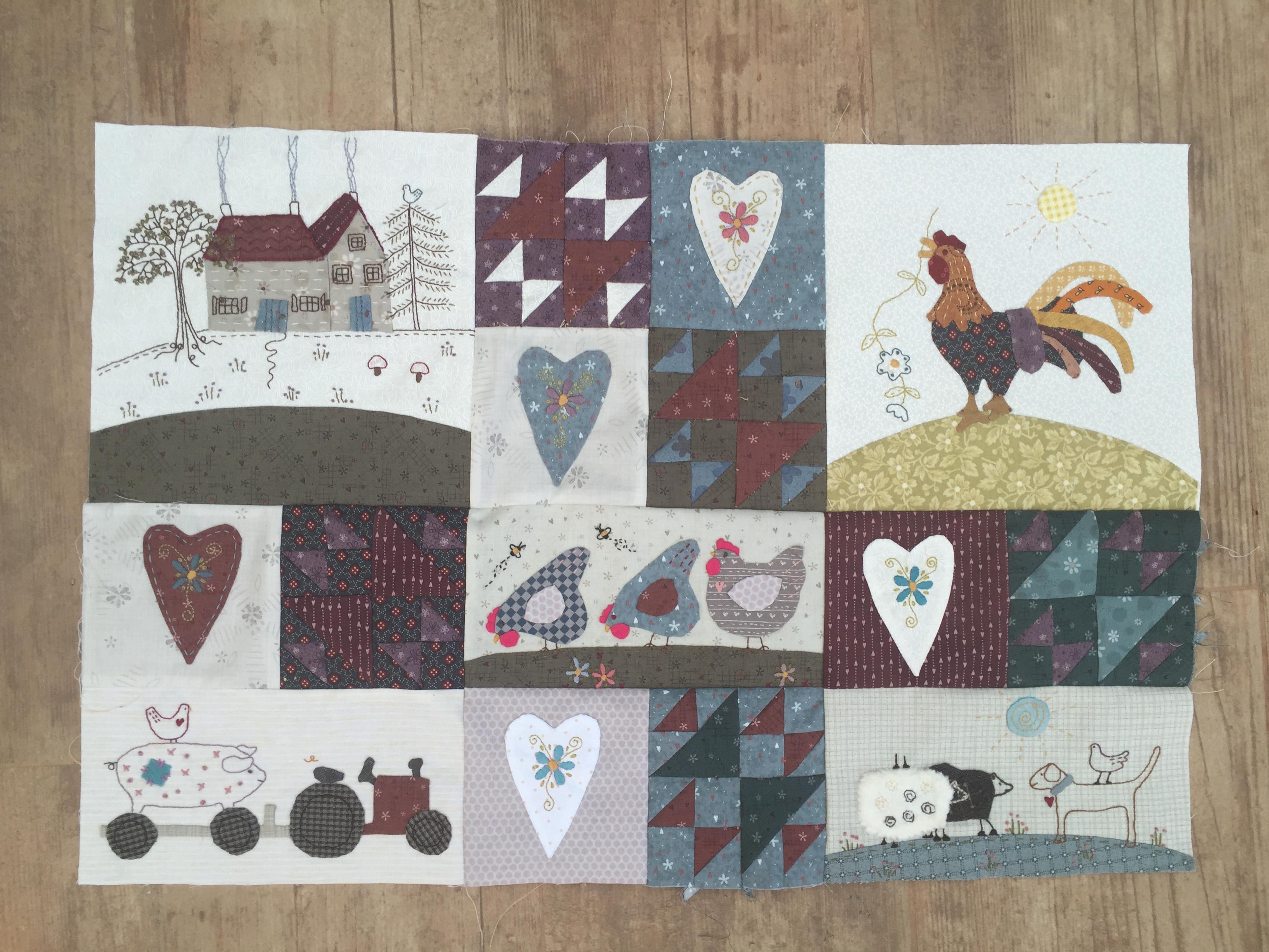 quilt anderson´s farm lynette anderson