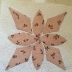 Bloque patchwork quilt Dear Jane D-8