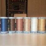 Mejores hilos para coser en patchwork