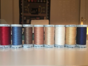 mejor hilo para coser patchwork