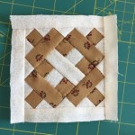 Tutorial quilt Dear Jane D-9