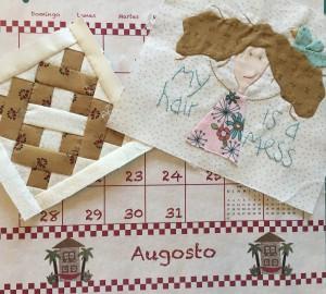 agosto patchwork