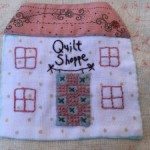 5 mini quilts tutorial Quilt Shoppe 2