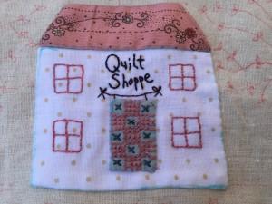 quilt shoppe Lynette Anderson