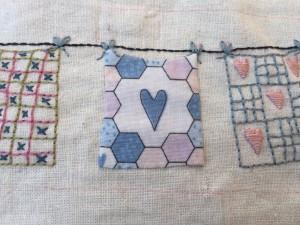 quilt tela patchwork