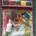 Tutorial gratis – Estuche para llevar bloques de quilt